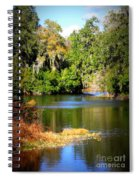 Alafia River Spiral Notebook