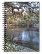 Alafia River Spiral Notebook