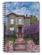 Alameda 1888 - Italianate Spiral Notebook