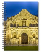 Alamo Dawn Spiral Notebook