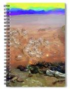Alamo Frontiersmen Spiral Notebook