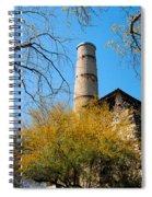 Alamo Portland Cement Factory II Spiral Notebook
