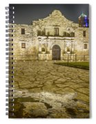 Alamo Reflection Spiral Notebook