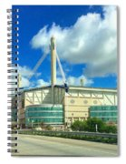 Alamodome Spiral Notebook