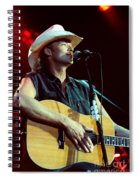 Alan Jackson-0766 Spiral Notebook