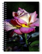 Alan Rose Spiral Notebook