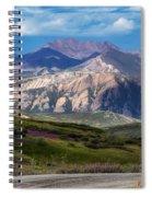 Alaskan Beauty Spiral Notebook