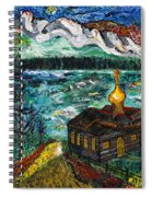 Alaskan Orthodox Church Spiral Notebook