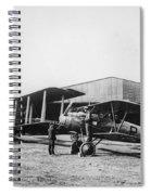 Albatros And Gotha Spiral Notebook