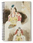 Album De Voyage Au Maroc Spiral Notebook