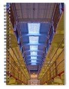 Alcatraz Federal Penitentiary Spiral Notebook