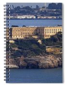 Alcatraz Island  Spiral Notebook