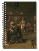 Alchemist Spiral Notebook