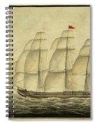 Alcono Sailing Vessel Spiral Notebook