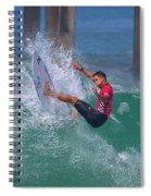 Alejo Muniz 4648 Spiral Notebook