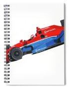 Aleshin's 7 Spiral Notebook