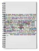 Alexander Spiral Notebook