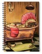 Alexs Ablutions Spiral Notebook