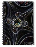 Alfa Romeo 1 Spiral Notebook
