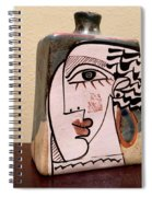 Alfajar Vase Spiral Notebook