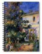 Algiers Landscape 1895 Spiral Notebook