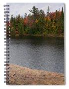 Algonquin Provincial Park Ontario Spiral Notebook
