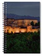 Alhambra Sunset Spiral Notebook