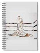 Ali Knockout Spiral Notebook