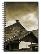 Alice Does Not Live Here Anymore Spiral Notebook