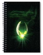 Alien 1979 Spiral Notebook
