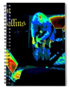 Cosmic Ac Spiral Notebook