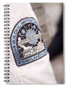 Alien Covenant Spiral Notebook