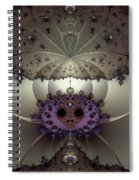 Alien Exotica Spiral Notebook