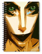 Alien Or Not  Spiral Notebook
