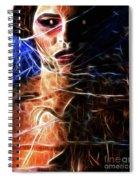 Alien Princess Spiral Notebook