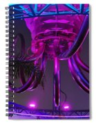 Alien Ship Or What Spiral Notebook