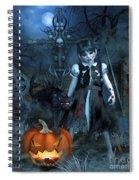 Alive Or Undead Spiral Notebook