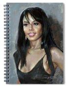 Aliya    Spiral Notebook