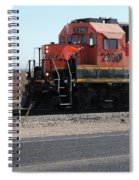 All Aboard 2390 Spiral Notebook