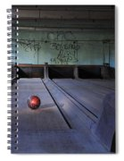 All Alone Spiral Notebook