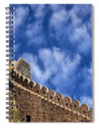 All Along The Watchtower Spiral Notebook