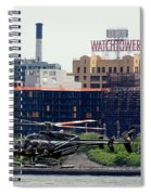 All Along The Watchtower Spiral Notebook