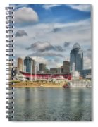 All American City 2 Spiral Notebook