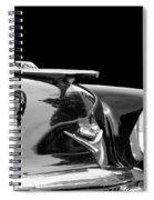 All Black Spiral Notebook