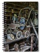 All But Forgotten Spiral Notebook
