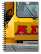 All Crane All The Time Spiral Notebook