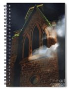 All Hallows Spiral Notebook