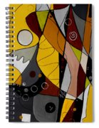 All Hands On Deck Spiral Notebook
