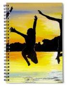 All In Spiral Notebook