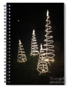 All Is Bright Spiral Notebook